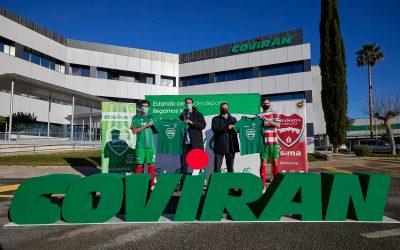 """El SIMA Granada y Covirán presentan la """"Escuela Covirán de Fútbol Sala Base"""""""