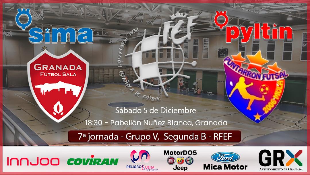 El SIMA busca consolidarse en la clasificación ante el Puntarrón Futsal