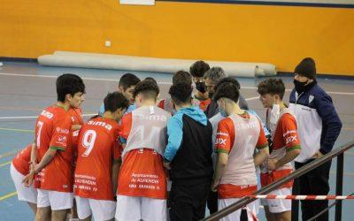 El Juvenil Granada FS Alhendin jugara en División de Honor Juvenil