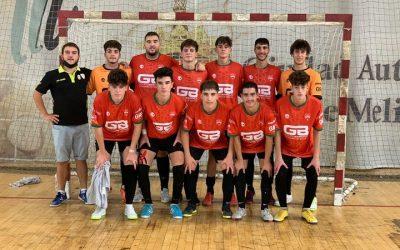 Arranque con victoria del Juvenil en Melilla